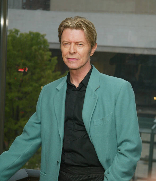 David Bowie wrote a reflective letter to his old friend Gary Oldman in 2016 to tell him of his terminal cancer diagnosis, with the star cracking jokes until the very end.