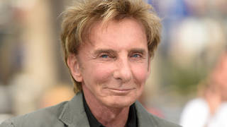 Barry Manilow in 2018