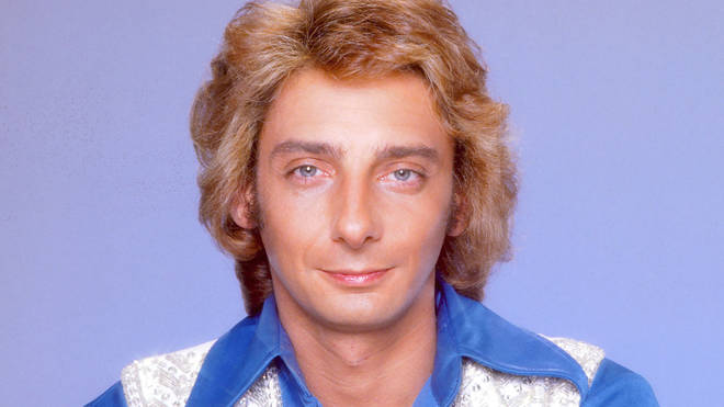 Barry Manilow in 1983