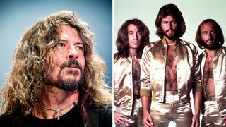Foo Fighters' Dave Grohl will cover some Bee Gees classics