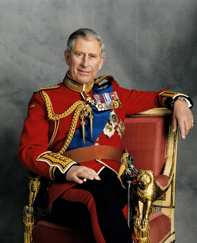 HRH Prince of Wales
