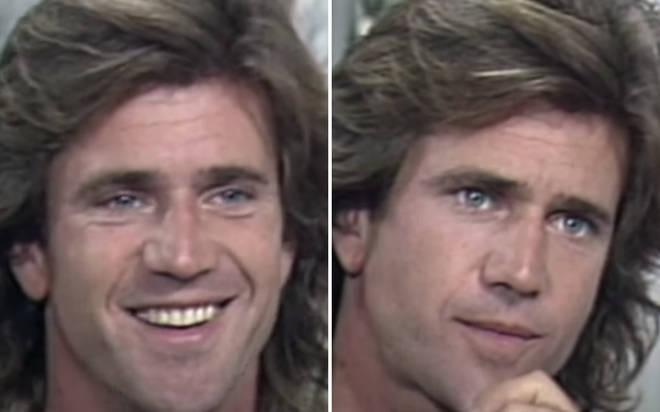 Mel Gibson in 1987