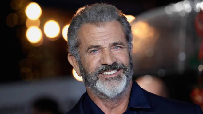 Mel Gibson in 2017
