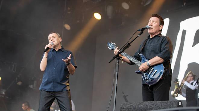 UB40 at Rewind Scotland 2018