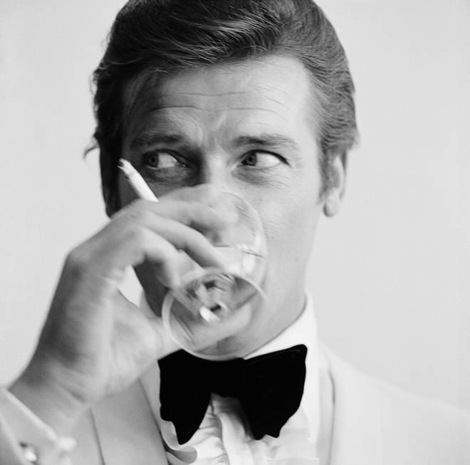 Rogeer Moore in 1968