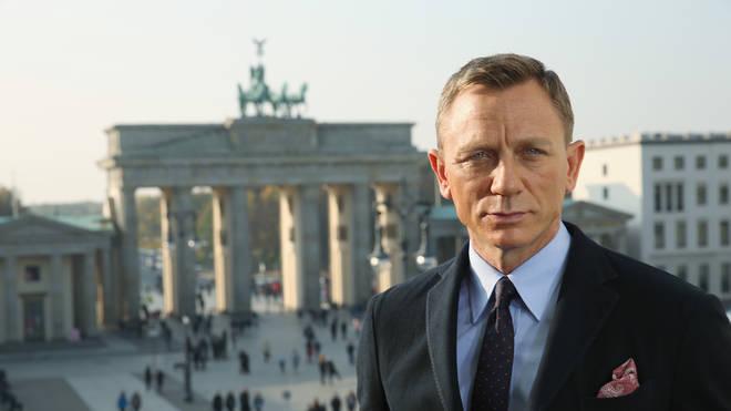 Daniel Craig in 2015