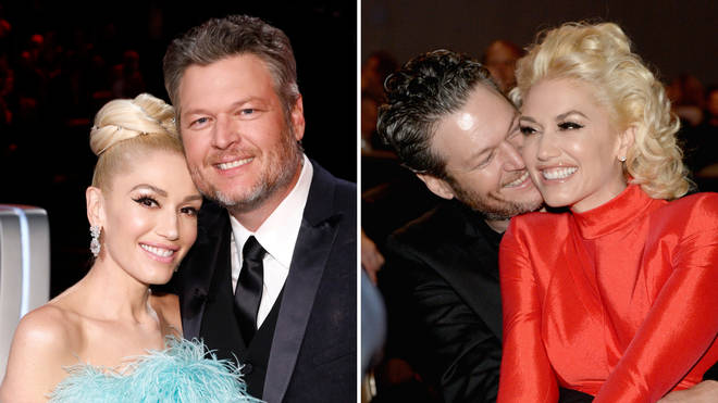 Blake Shelton and Gwen Stefani married in 2021