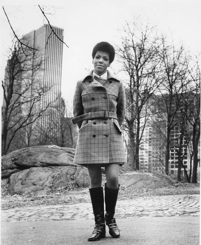 Carolyn Franklin in 1969