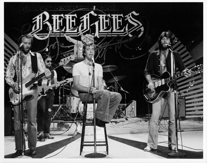 The Bee Gees released You Should Be Dancing in 1976