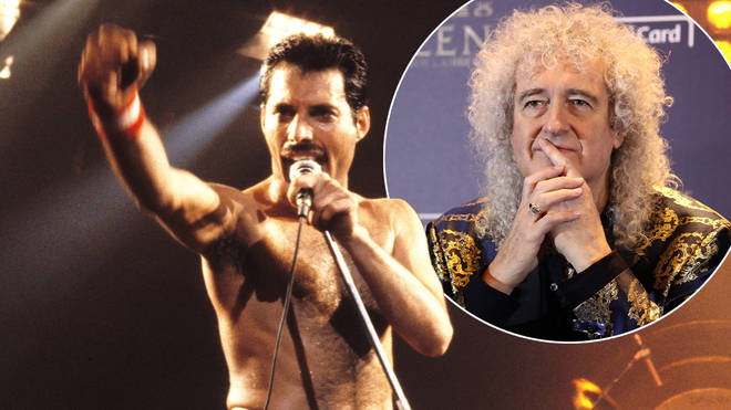 Brian May has said he thinks Freddie Mercury would still be part of Queen now