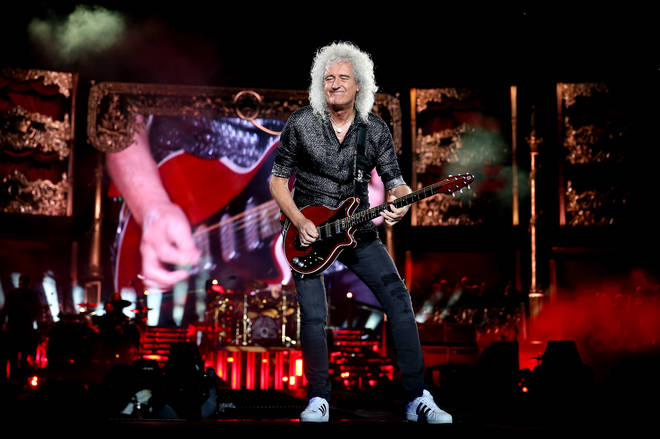 Brian May has opened up about Freddie Mercury's death
