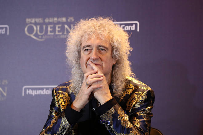 Brian May has teased new music soon