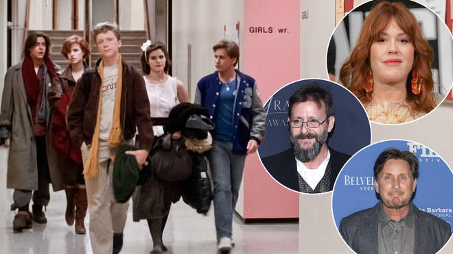 The Breakfast Club cast has come a long way since 1985