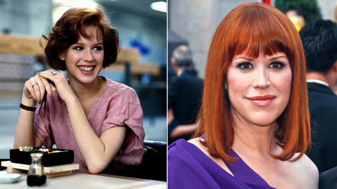 Molly Ringwald played Claire in The Breakfast Club