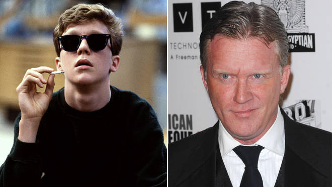 Anthony Michael Hall played Brian in The Breakfast Club