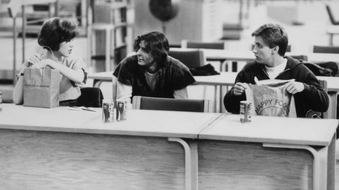 The Breakfast Club was released in 1985