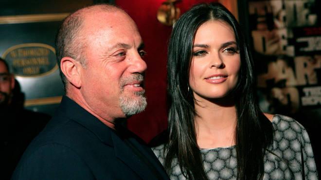 Billy Joel and his ex-wife Katie Lee