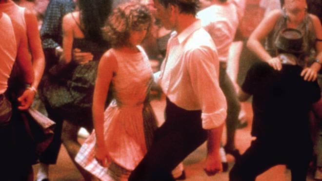 Patrick Swayze had to teach Jennifer Grey dance steps