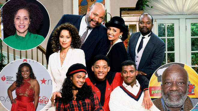 Here's where the cast of the Fresh Prince of Bel-Air is now