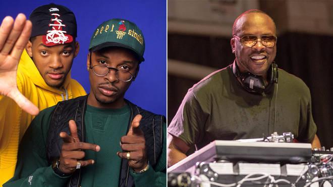 Jeffrey Allen Townes played DJ Jazzy Jeff