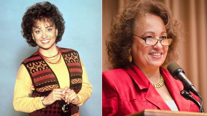 Daphne Maxwell Reid played Aunt Vivian