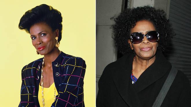 Janet Hubert played Aunt Vivian