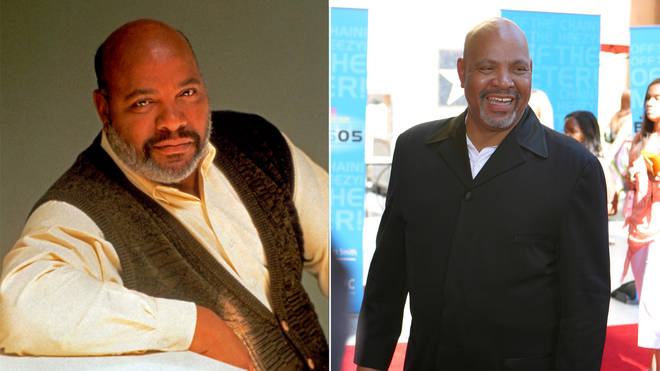 James Avery played Philip Banks