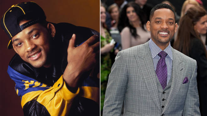 Will Smith starred in The Fresh Prince of Bel-Air from 1990-96