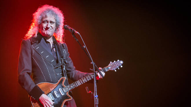 Brian May has shared the 'devastation' floods have done to his flat in London