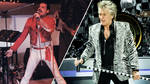 Queen and Rod Stewart recorded a song together