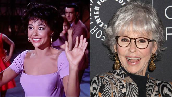 Rita Moreno played Anita in West Side Story