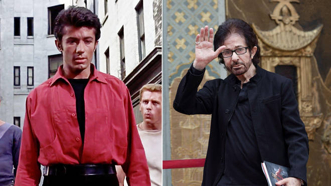 George Chakiris played Bernardo in West Side Story