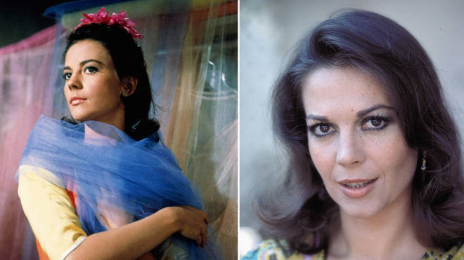 Natalie Wood played Maria in West Side Story