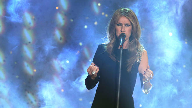 Celine Dion hasn't commented on the unofficial biopic
