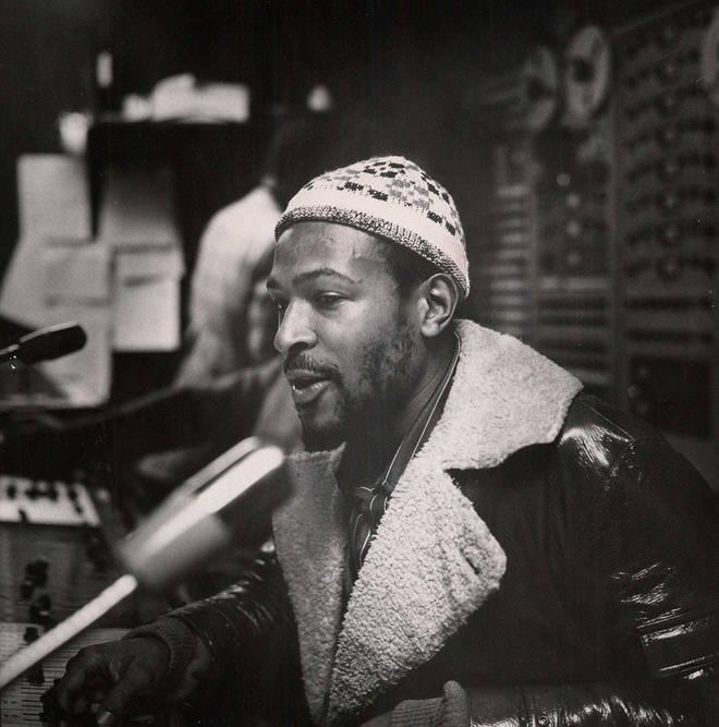 Marvin Gaye died in 1984