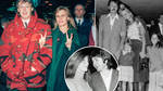 Paul and Linda McCartney were married for 29 years