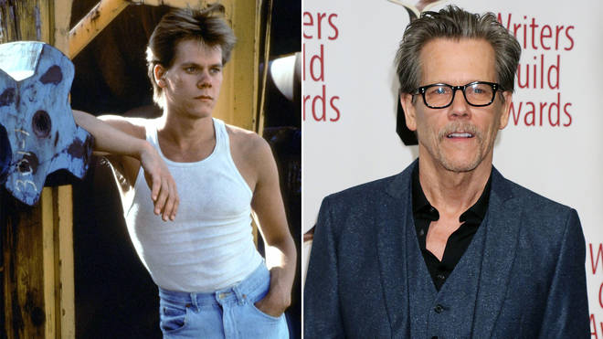 Kevin Bacon played Ren McCormack in Footloose