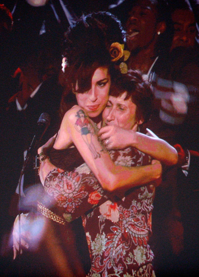 Amy Winehouse's mum will open up about her daughter in a new documentary