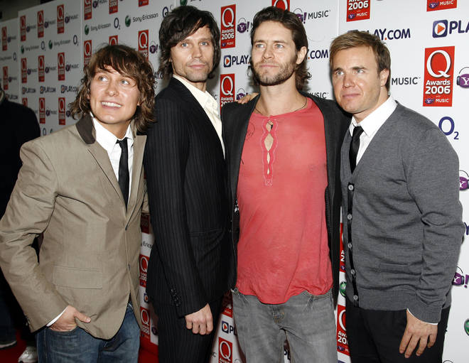 Gary Barlow brought Take That back together in 2006