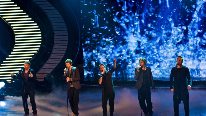 Take That reunited for the first time in 15 years back in 2010