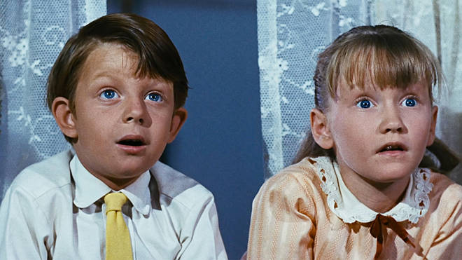 Matthew Garber played Michael Banks in Mary Poppins