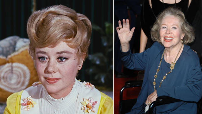 Glynis Johns played Mrs Banks in Mary Poppins