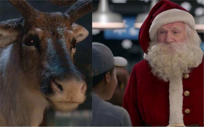 McDonalds Christmas advert