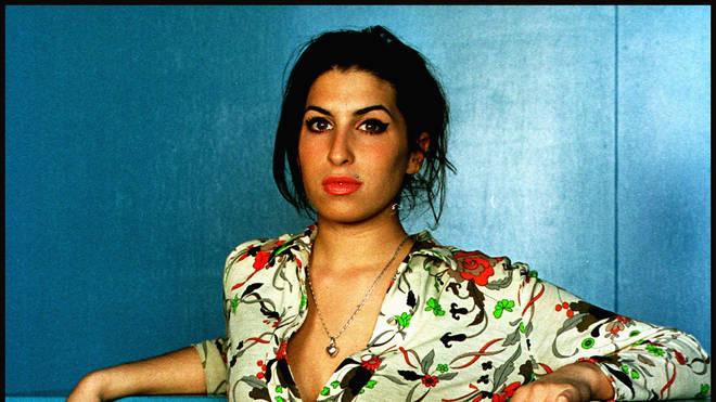 Amy Winehouse in 2004