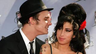 Amy Winehouse and husband Blake Fielder-Civil in 2007