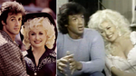 See Dolly Parton and Sylvester Stallone's sizzling chemistry in this unearthed interview clip from 1984