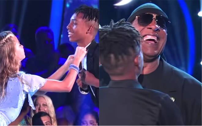 Stevie Wonder appeared on Dancing with the Stars: Juniors