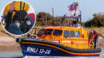 The RNLI received £200k in donations over a single 24-hour period