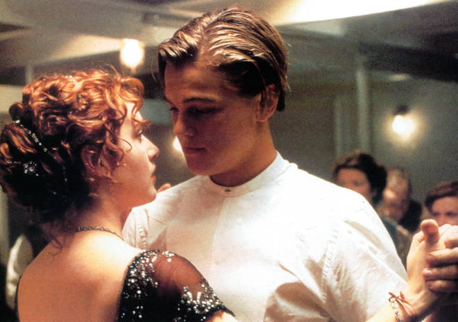 The chemistry off screen may have been purely platonic, but during filming Winslet couldn't deny her character Rose and DiCaprio's Jack shared a spark during that famous, steamy car scene