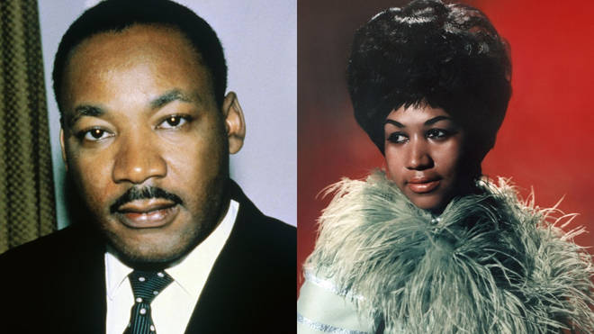 Aretha Franklin and Martin Luther King's extraordinary friendship explored in 'Respect' movie